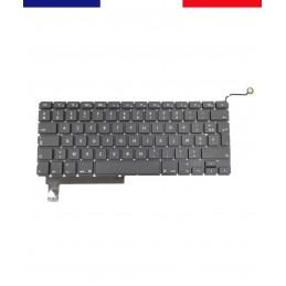 """Clavier Français AZERTY Apple MacBook Pro 15"""" 2009 à 2012 A1286"""