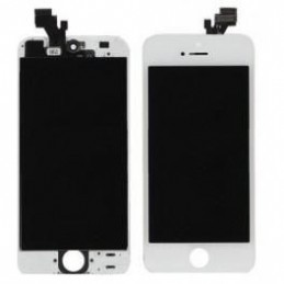 ÉCRAN COMPATIBLE IPHONE 5 BLANC