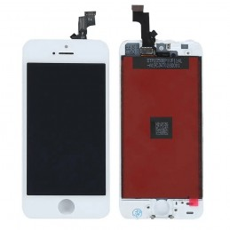 ÉCRAN COMPATIBLE IPHONE 5S /SE BLANC