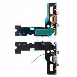 Nappe flex connecteur de charge pour Iphone 7 Plus noir