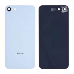 Vitre arrière iPhone 8 Blanc