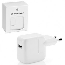 Apple MD836 Adapter Secteur USB-12W -Blanc (Blister)
